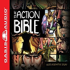 The Action Bible Audiobook