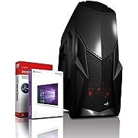 Intel Core i7 Monster Gamer mit 3 Jahren Garantie! | Intel i7 3770, 9 Threads, 3.9 GHz | 16GB | 512GB SSD + 4 TB | Geforce GTX 1650 4 GB DDR5 | USB 3.0 | DVD±RW | WLAN | Win10 | MS Office | #6125
