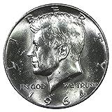 1964 Kennedy Silver Half Dollar - Brilliant Uncirculated