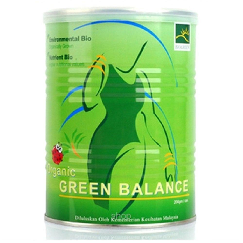 Biogreen Organic Green Balance Powder 200g (628MART) (12 Count) by Bio Green (Image #1)