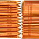 Old Oak 9 Inch 15 US Sizes Double Pointed Bamboo Knitting Needles Set (US1-US15)