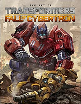 Transformers: The Art of Fall of Cybertron: Mark Bellomo
