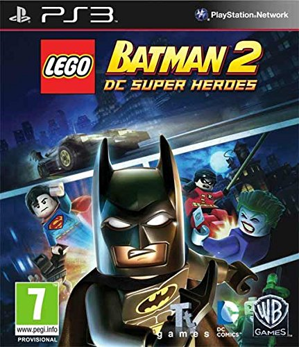 PS3 - LEGO Batman 2 DC Super Heroes - [PAL EU] (Lego Batman 2 Dc Super Heroes Ps3)
