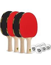 Killerspin Jetset 2U Classic Table Tennis Racket Set