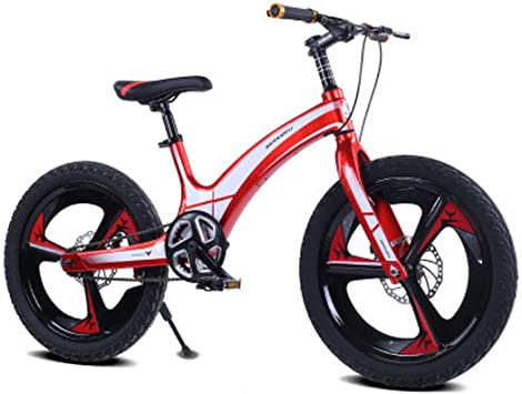 Bicicleta para niños aleación de magnesio 20 Pulgadas Freno de ...
