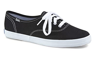 8521b4b17 Image Unavailable. Image not available for. Color  Keds Women s Champion  Originals Sneaker Black ...