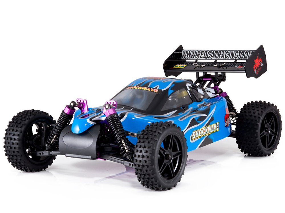 Remote Comtrol Race Car With Video Camera
