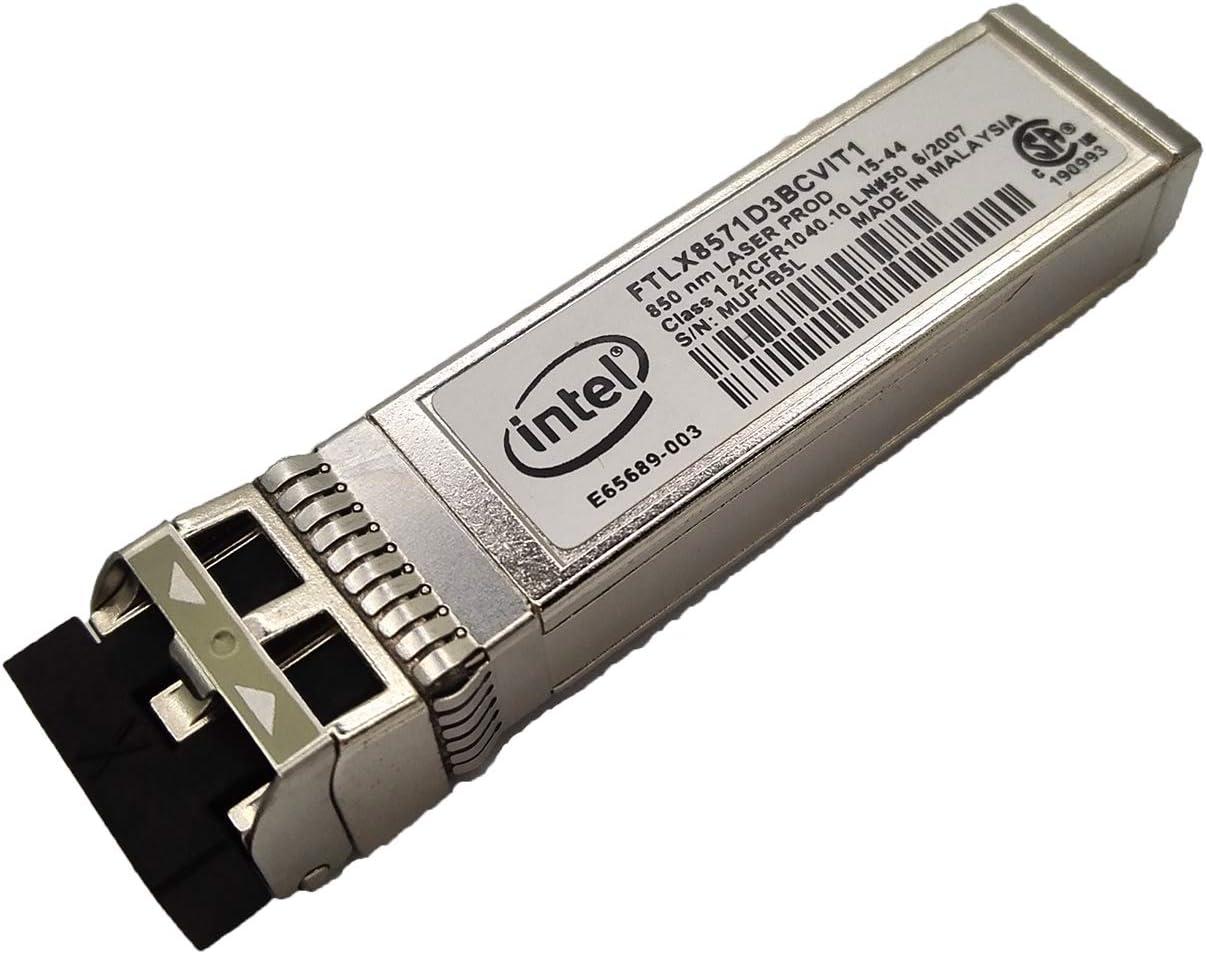 850nm Transceiver 0Y3KJN NEW 10G Dell Intel E10GSFPSR Y3KJN 10Gb SFP