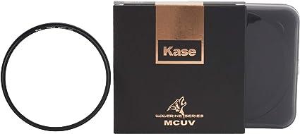 Kase Wolverine 95mm Magnetic Shockproof Tempered Optical Glass Filter Kit Includes Magnetic CPL ND1000 Grad ND0.9 /& Case 95