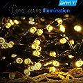 ANNT Christmas Light, String Lights, Outdoor Lights, Indoor Lights, Solar Decorative Lights