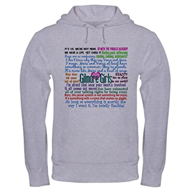 Amazon.com: CafePress - Gilmore Girls - Pullover Hoodie, Classic ...