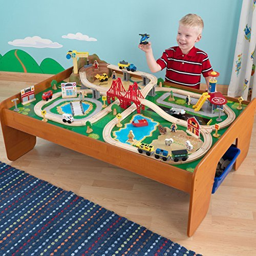 train-ride-around-town-table-set