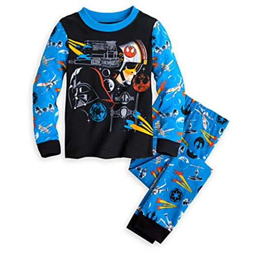 Star Wars Pajamas PJ PALS for Boys (4)