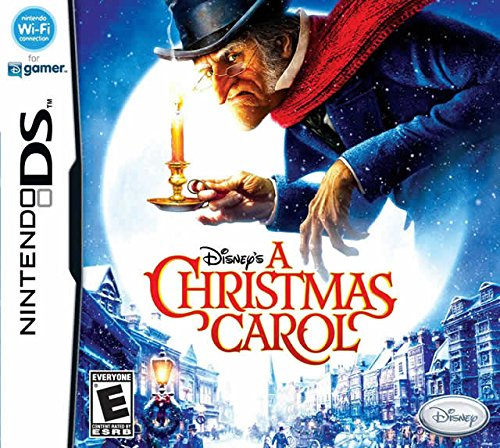 Disney's A Christmas Carol - Nintendo DS (Characters Dickens Story Christmas)