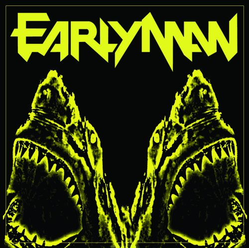 CD : Early Man - Beware The Circling Fin (Extended Play)