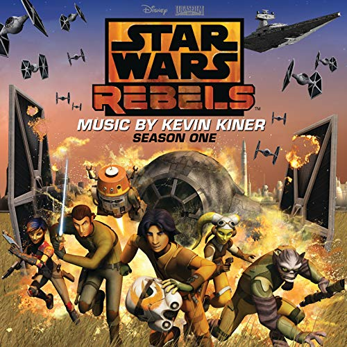 Star Wars Rebels: Season One (Original Soundtrack) (Sound Of Music Stars Then And Now)