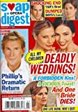 Eden Riegel, Tamara Braun, Rebecca Budig, All My Children, Grant Aleksander, Soap Stars' Valentine's Day Memories - February 17, 2009 Soap Opera Digest Magazine