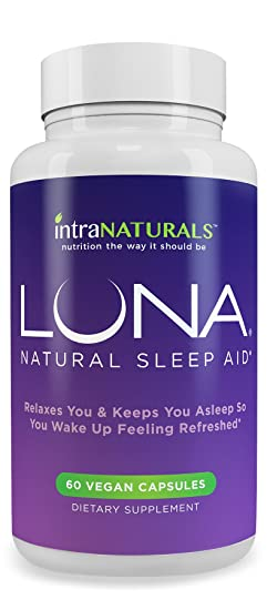 Luna Herbal Supplement With Valerian Root