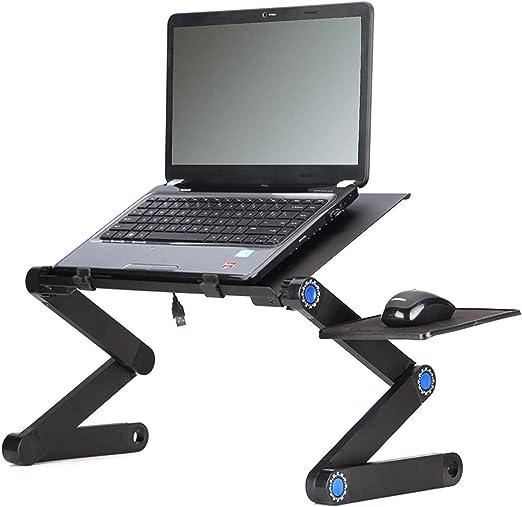 Escritorio plegable para computadora portátil, mesa de escritorio ...