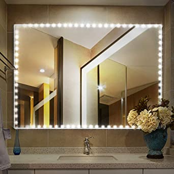 Relativ Vegkey LED Spiegelleuchte, Streifen Lichter LED Spiegelleuchte VS14