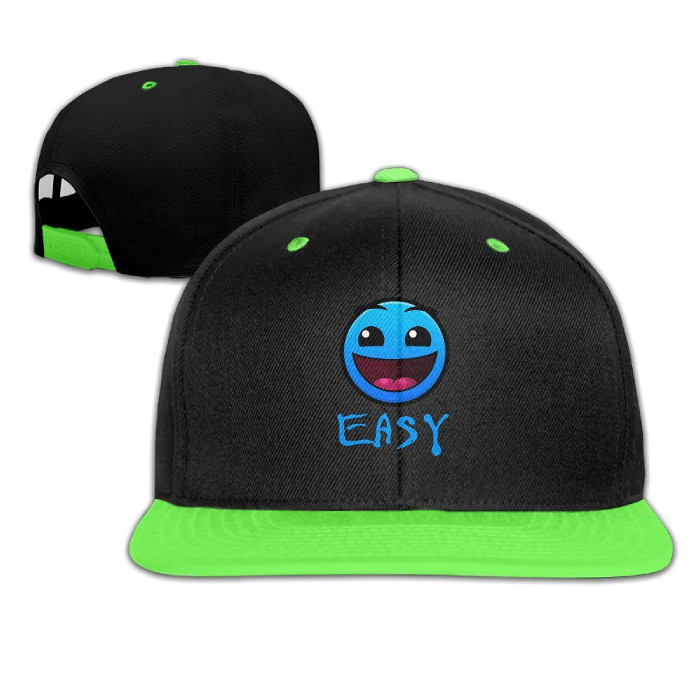 Kid's Geometry Dash Game Hip-Hop Baseball Cap