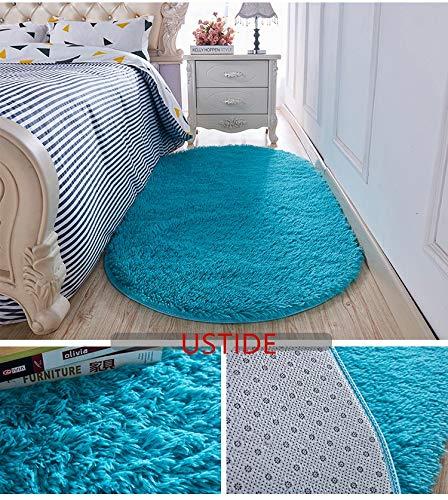 Amazon.com : USTIDE Velvet Modern Living Room Carpet ...
