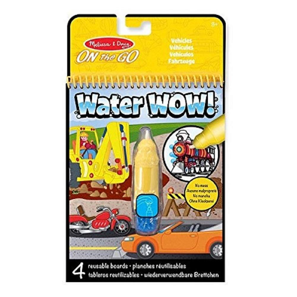 Melissa & Doug Others Bloc Revelador para Colorear con Agua ...