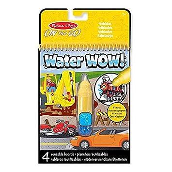 Doug Con Para Melissaamp; Revelador 15375 Agua Bloc Colorear Vehículos SpzMqVGU