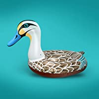 Pacific Black Duck Pool Float. Take Like a Duck to Water with Our Fun, Bold, Creative, Local Australian Designs…