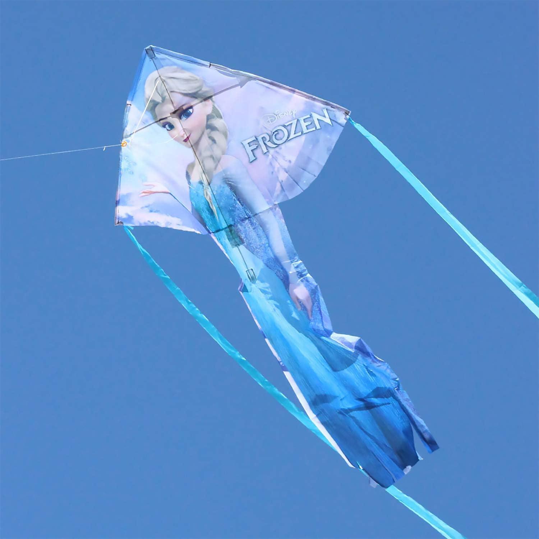 WindNSun Frozen Breezyflier 57 Nylon Elsa Easy Flyer Kite by WindNSun