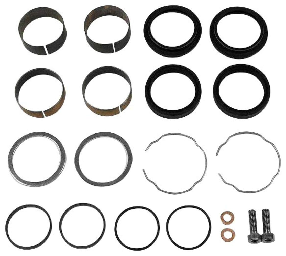 Twin Power 49mm Fork Slider Assembly Rebuild Kit 292249 LEPAZA66911