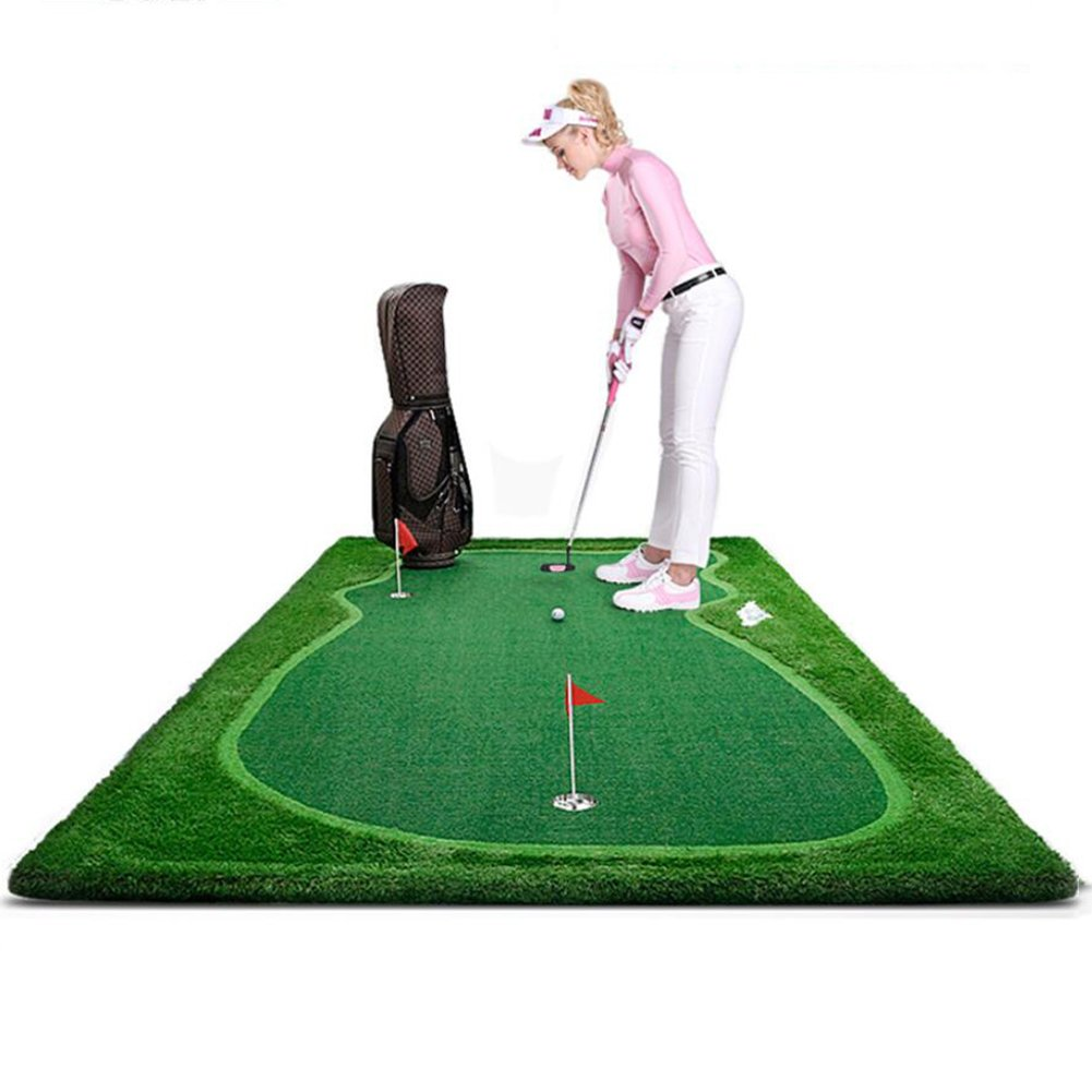 HMX ProEdge Golf Green System Golf Putting Mat---3.28FtX9.84Ft by HMX (Image #3)
