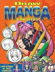Draw Manga for Kids