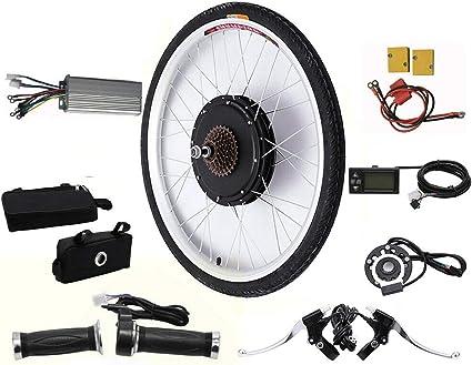 Profi 26 Zoll Hinterrad E-Bike Umbausatz Motor Conversion Kit 36V 250W DHL ie