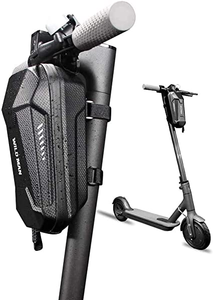 Electric Scooter Universal Storage Bag Hard Shell Waterproof Hanging Pouch Case