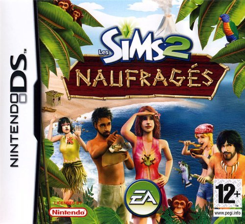 Les Sims 2: Naufrages (The Sims 2: Castaway) (Sims 2 Castaway Ds)
