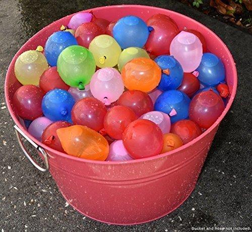 1 opinioni per Bombe d'acqua Set di 3set di 3 Set con 111 Palloncini d'acqua, Giochi d'acqua,