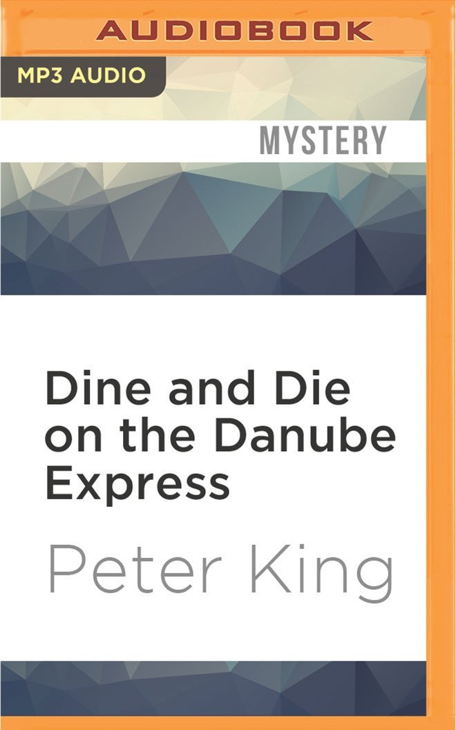 Dine and Die on the Danube Express (Gourmet Detective) ebook