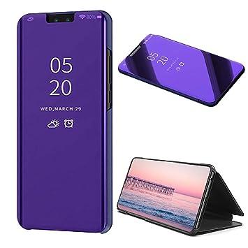 Amazon.com: Smart Mirror - Carcasa para Huawei Y9 Prime 2019 ...