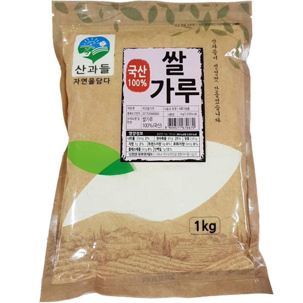 Sangwa Deul Rice Flour Product of Korea 1kg 쌀가루