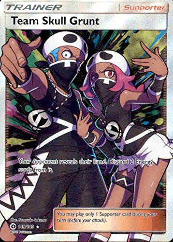 Best team skull grunt full art list