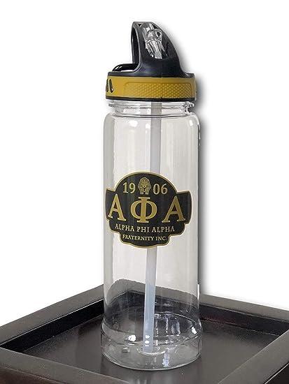 Amazon.com: Alpha Phi Alpha fraternidad 24oz. Botella de ...