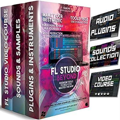 Amazon com: FL Studio 12 & 20 Producer Signature Edition