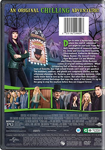 Amazon.com: R.L. Stine's Monsterville: Cabinet of Souls: Dove ...