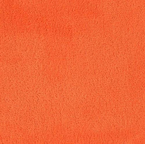 SyFabrics Minky Cuddle Fleece Double Sided 58 inches wide (ORANGE) (Cuddle Fleece Fabric)