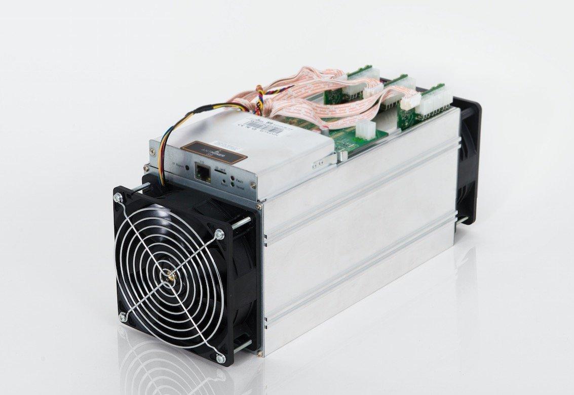 Antminer S9 Bitcoin Miner