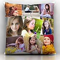 Giftsonn 9 Photos Cushion Valentine Day,Birthday,Anniversary, Mothers'S Day, Father'S Day,Raakhi Cushion