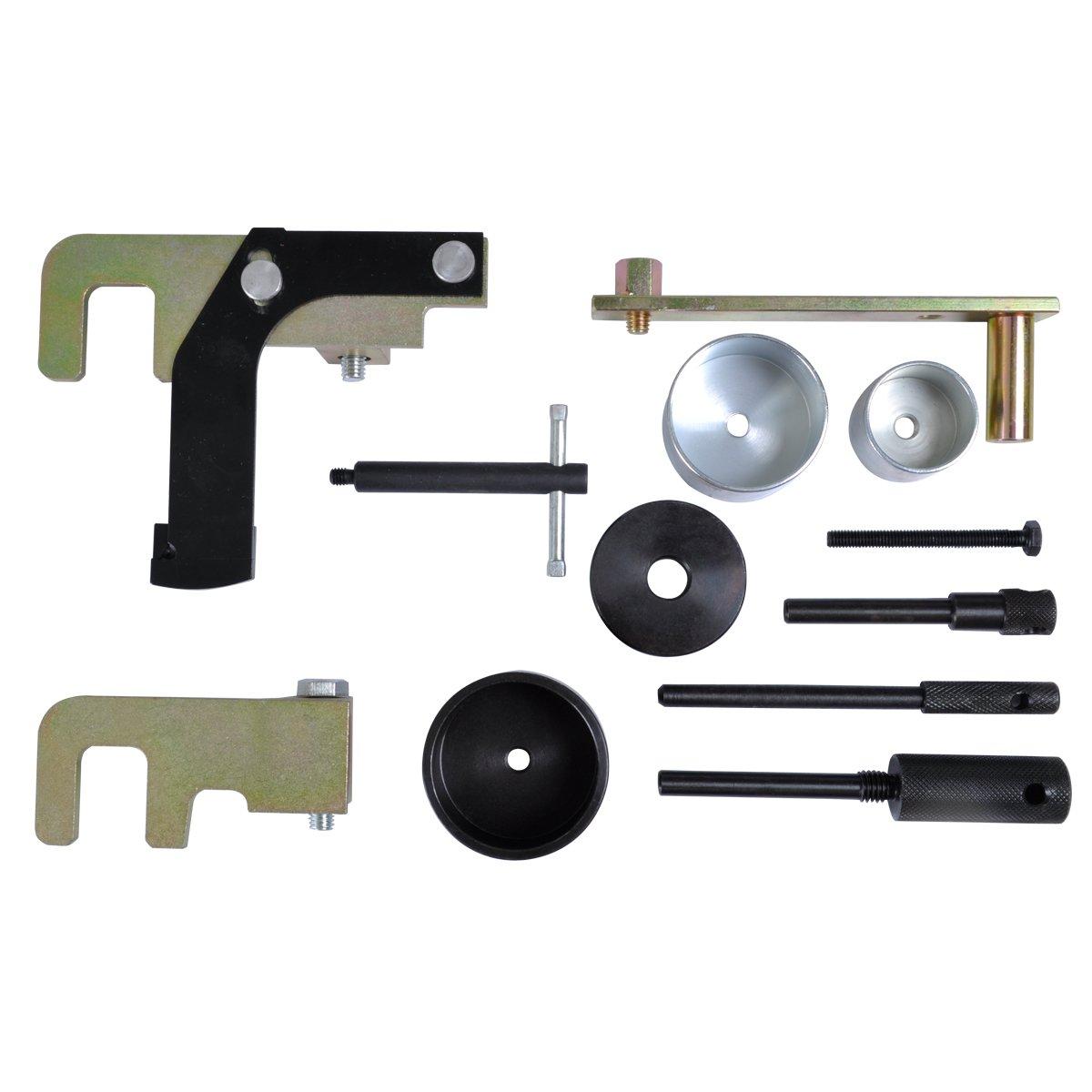 Set de herramienta de bloqueo de sincronización del motor gasóleo de árbol de levas: Amazon.es: Bricolaje y herramientas