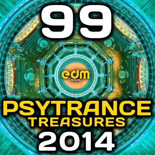 Psy Trance Treasures 2014 - 99...