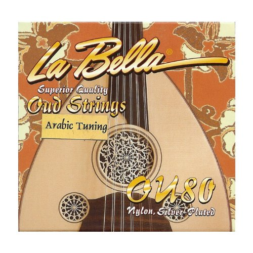 La Bella Oud String Set, Arabic LBSOUDA